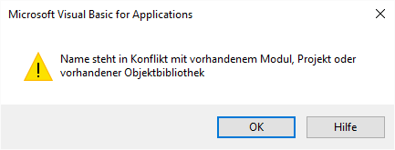 Fehler beim Setzen von Verweisen auf mehrere Microsoft XML-Bibliotheken