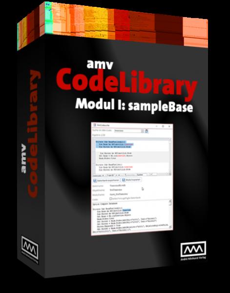 amvCodeLibrary Modul I: SampleBase
