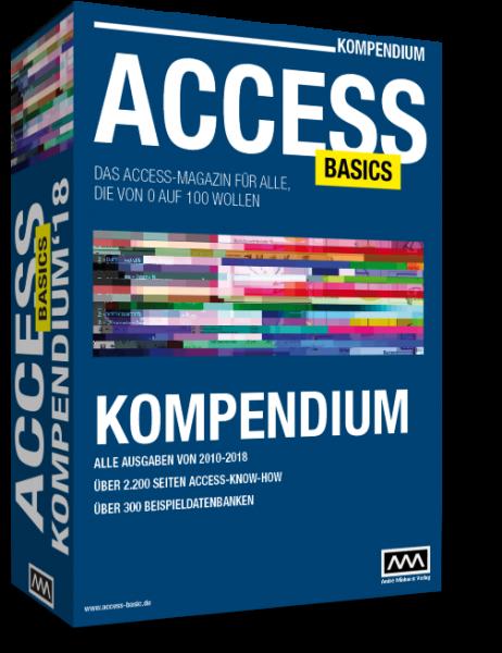 Access [basics] Kompendium 2018