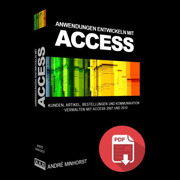 Anwendungen entwickeln mit Access [eBook]