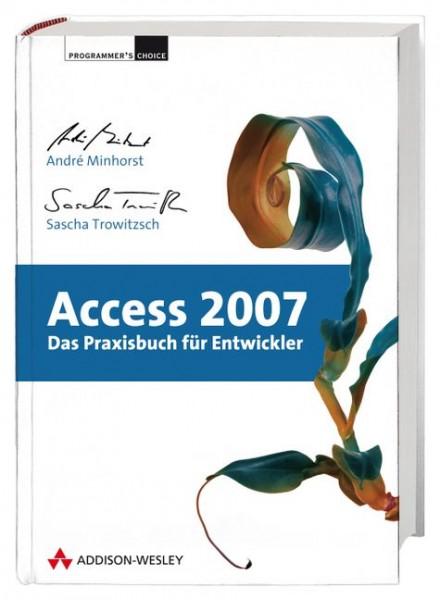 Access 2007 - Das Praxisbuch für Entwickler - E-Book