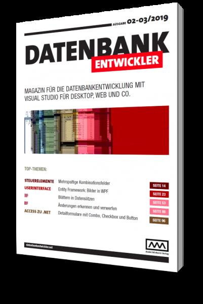 DATENBANKENTWICKLER Schnupperabo PDF
