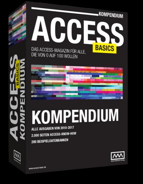Access [basics] Kompendium